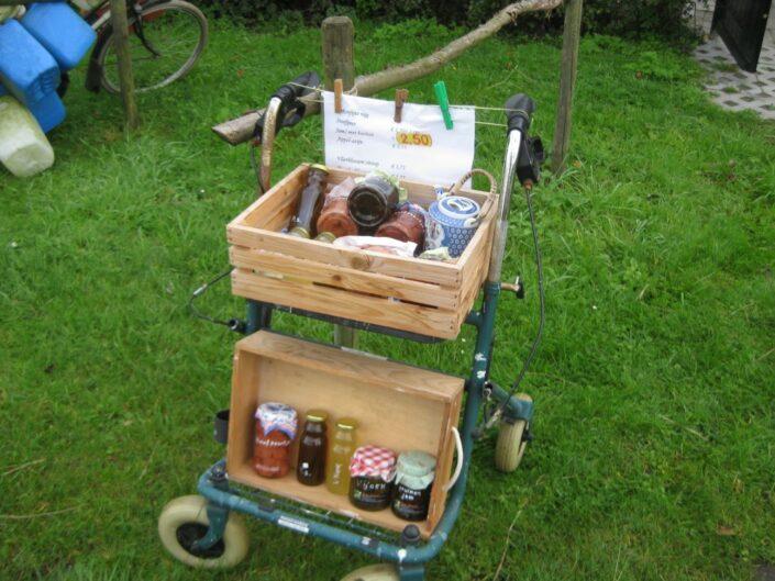 producten gastouderopvang kinderen opvang ouderen theetuin koewacht terras zorg